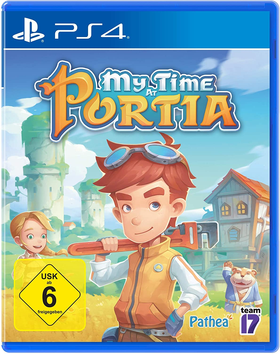 My Time at Portia (PlayStation PS4): Amazon.es: Videojuegos