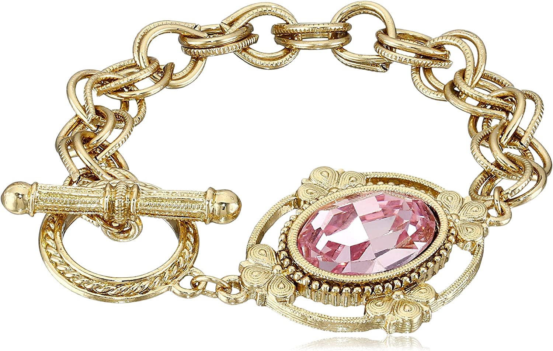 1928 Jewelry Gold-Tone...