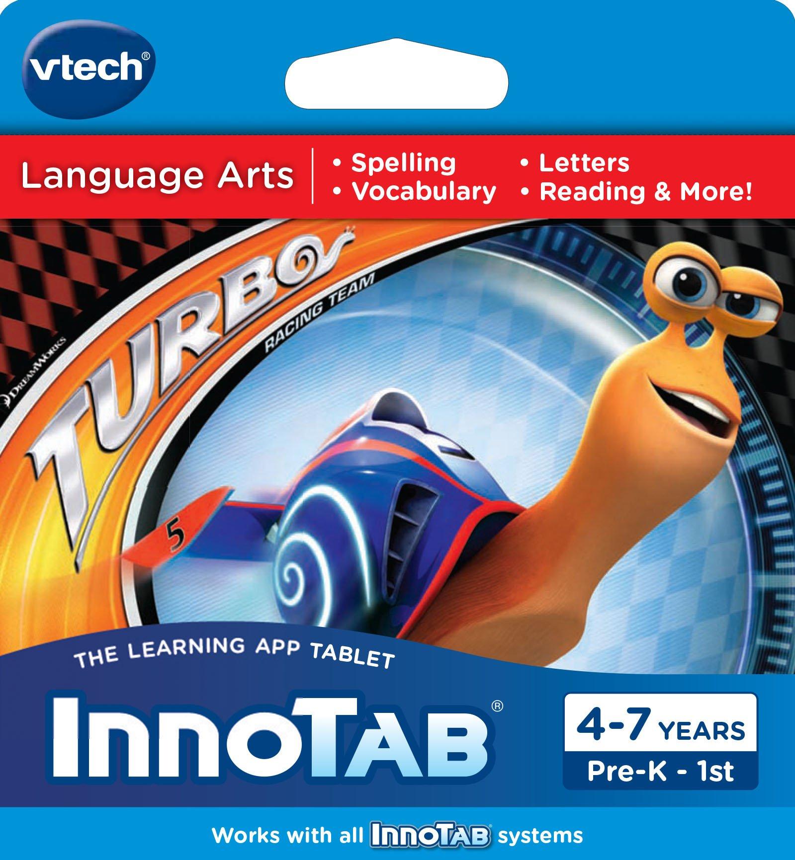 VTech InnoTab Software -  Turbo by VTech (Image #1)