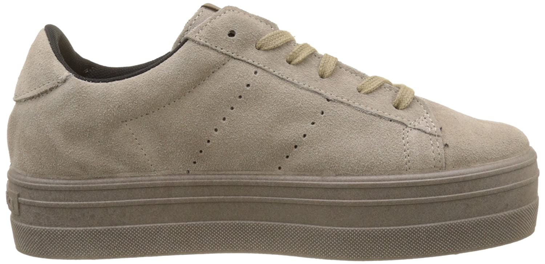 Victoria Damen Serraje Deport Serraje Damen Monocolor Sneaker Beige (Taupe 82) 2967bb