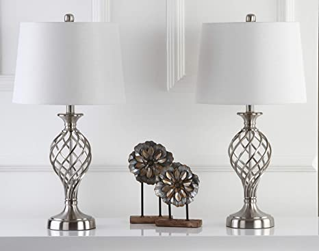 Amazon.com: Safavieh Lighting Collection Entramado Urn ...