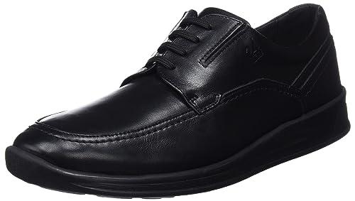 24 Horas 10317, Zapatos de Cordones Oxford para Hombre: Amazon.es: Zapatos y complementos