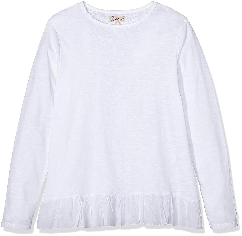 Camiseta Beb/é-para Ni/ñas VITIVIC Grecia Blanca