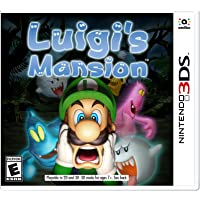Amazon.com deals on Luigi's Mansion Nintendo 3DS