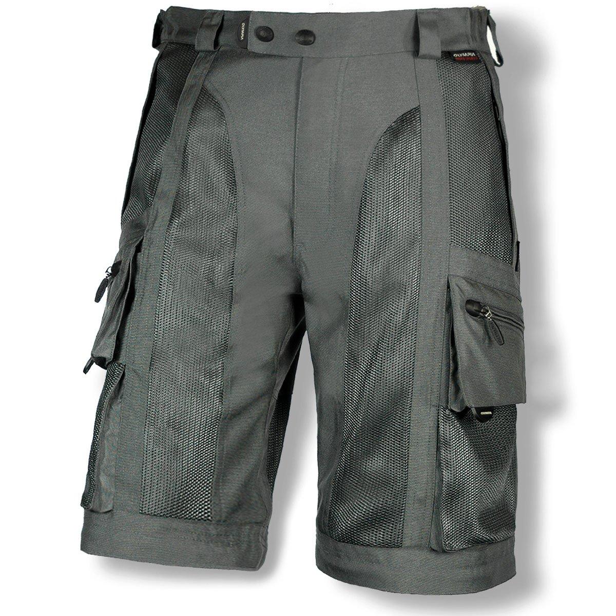 Pewter, Size 34 Olympia Unisex-Adult Dakar Pant