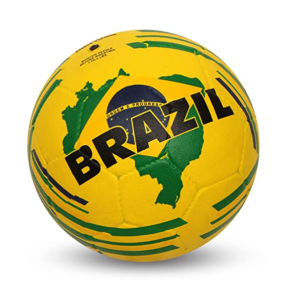 Nivia Country Colour Size 5 Football Match Balls