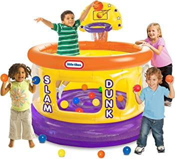 Little Tikes Slam Dunk Big Ball Pit