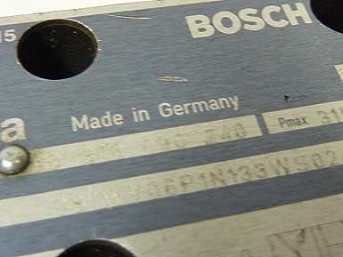 # D1R 2488 Details about  /BOSCH valve 0 810 090 240