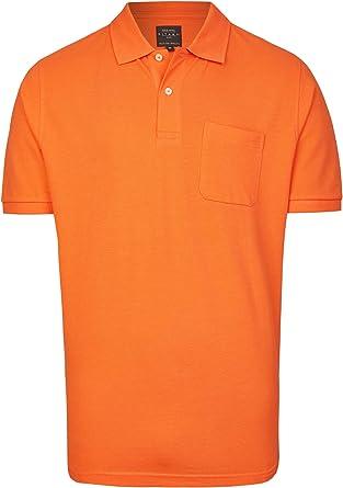 Kitaro Camiseta Polo Pique de manga corta para hombre, tallas ...