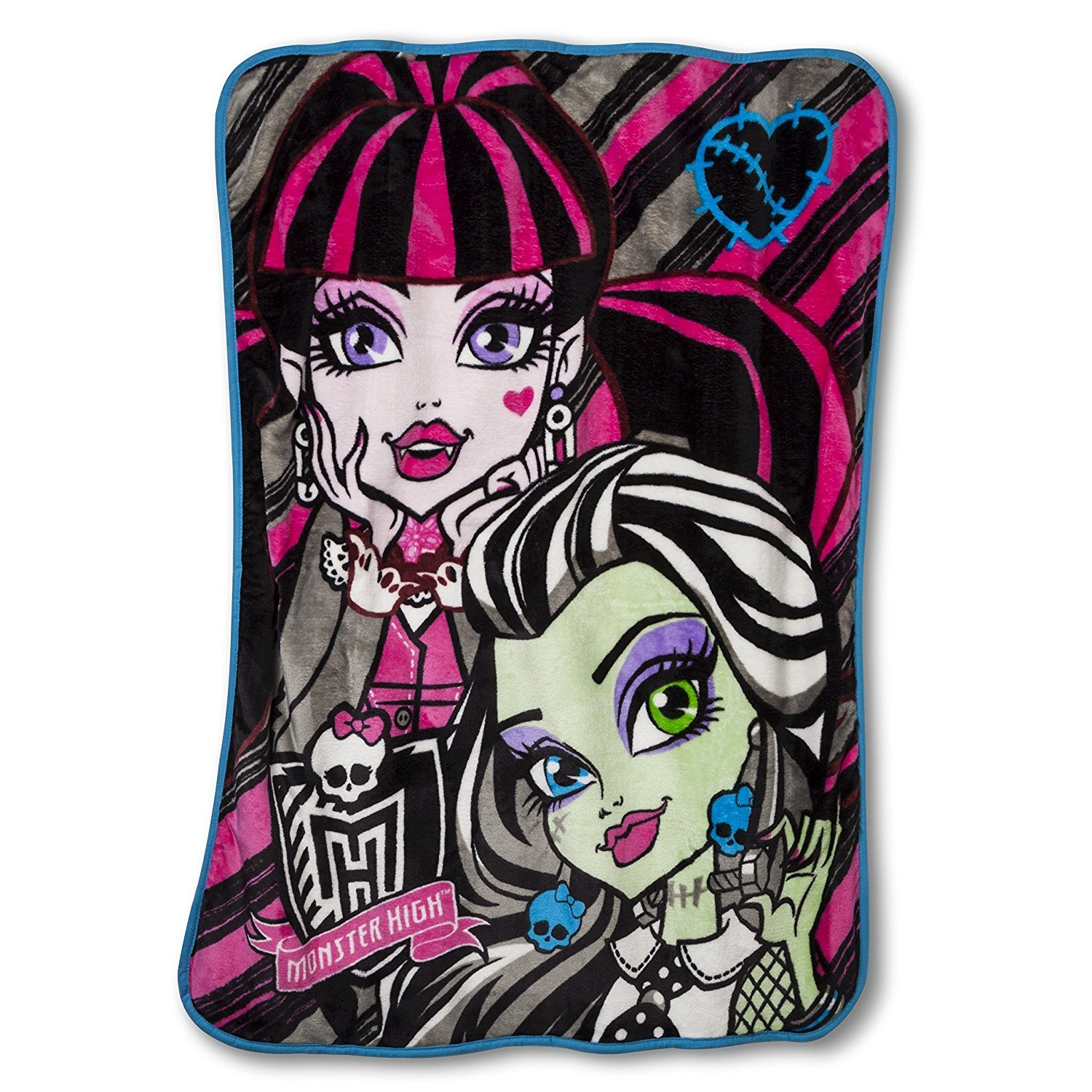 Monster High Throw-in-a-Bag Gift Set