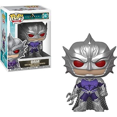 Funko 31181 Pop Heroes: Aquaman - Orm Collectible Figure, Multicolor: Toys & Games