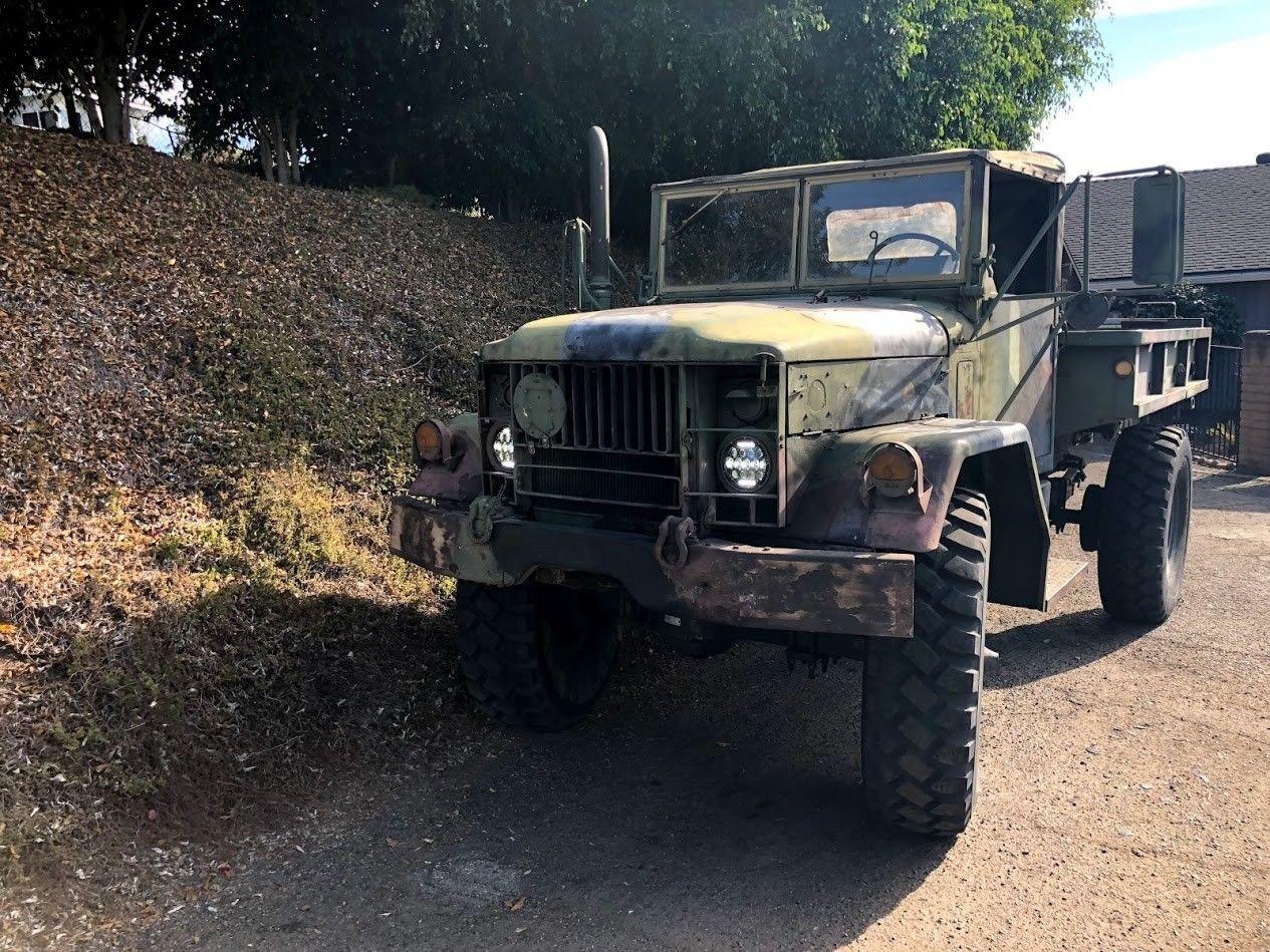 7 Oz Usa 75w High Output Military Led Headlight 24 M35a2 Wiring Harness Volts M35 M35a3 M923 Truck Hmmwv M998 Diesel Automotive