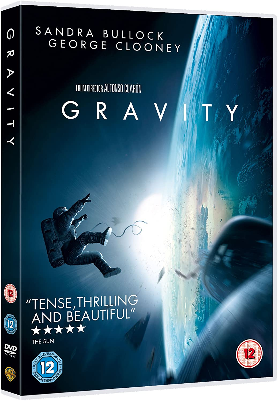 Image result for gravity dvd