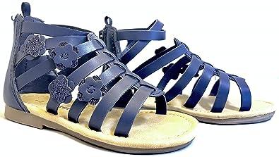53e9c10c41c carter s Flossie Girl s Flower Gladiator Sandal