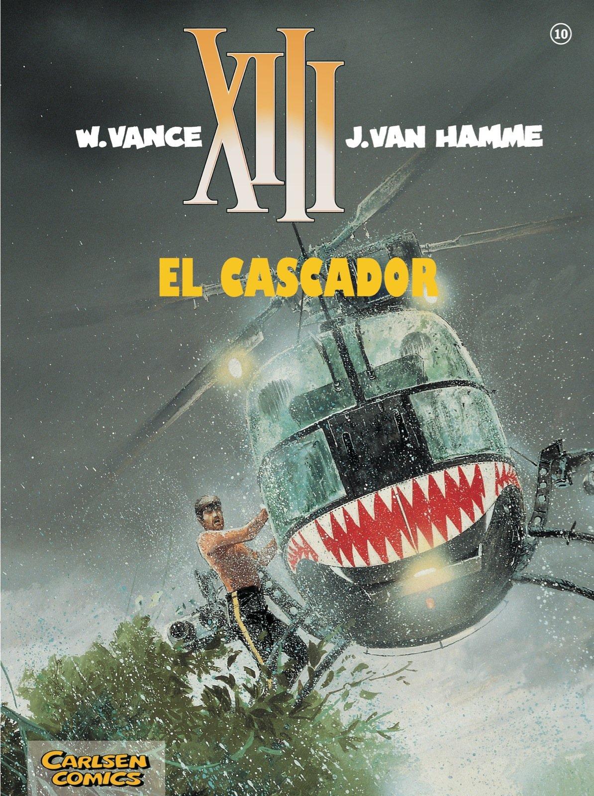 XIII Bd.10 El Cascador