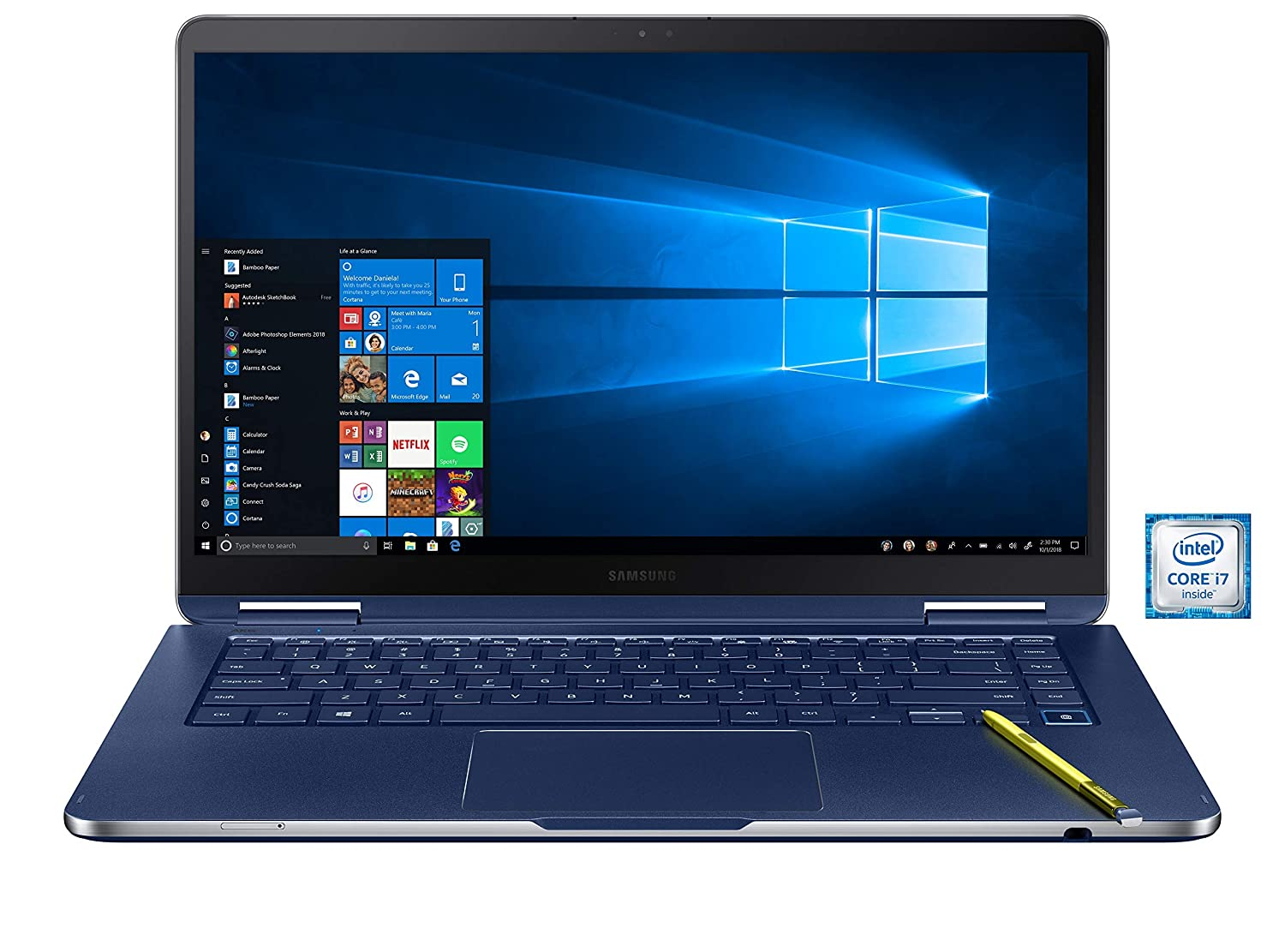 Amazon.com: Samsung Notebook 9 Pen 15