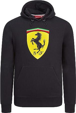Sudadera con Logo de Ferrari F1 de la Marca Sports Merchandising ...