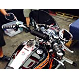 Amazon Com Harley Davidson Dyna Fat Bob 2008 2016