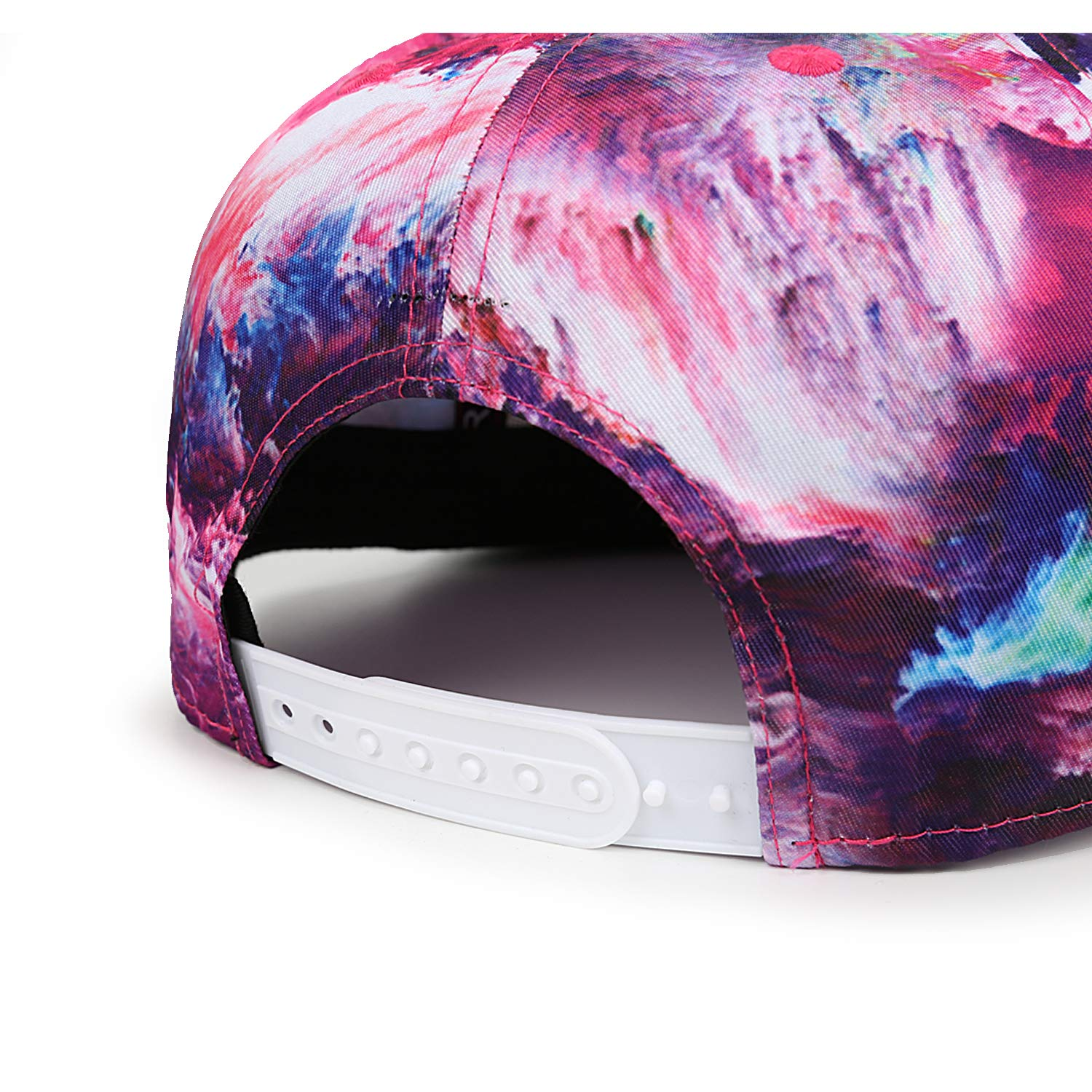 EYUDHG Womens Mens Graphic Camouflage Dance Caps