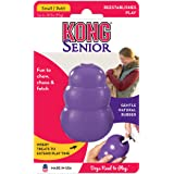KONG Senior KONG Dog Toy, Purple