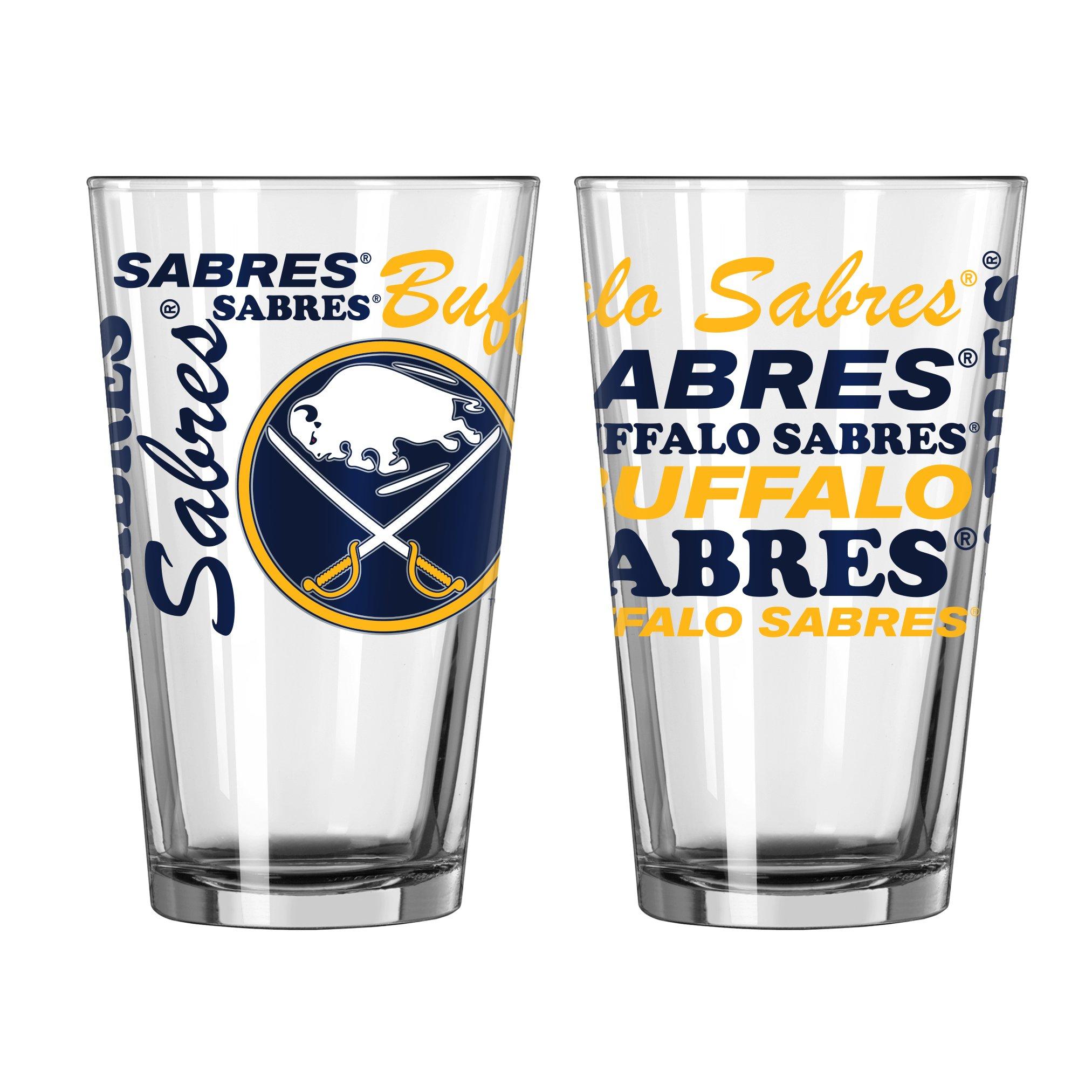 Buffalo Sabres Official NHL 16 fl. oz. Spirit Pint Glass