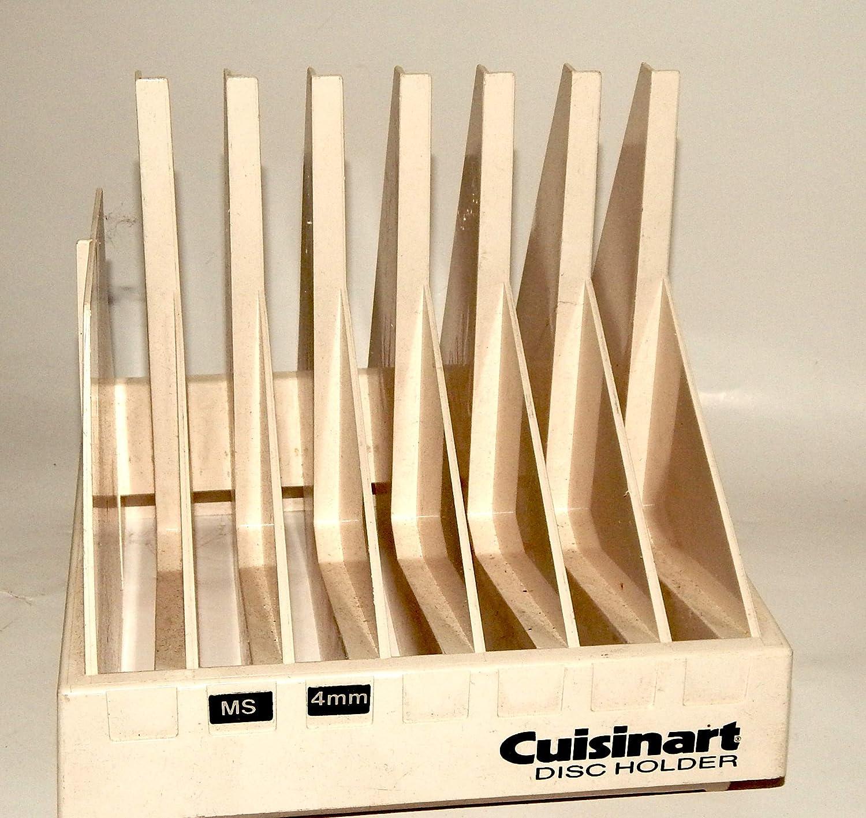 Cuisinart Disc Holder DLC-077 for 7 Detachable Discs