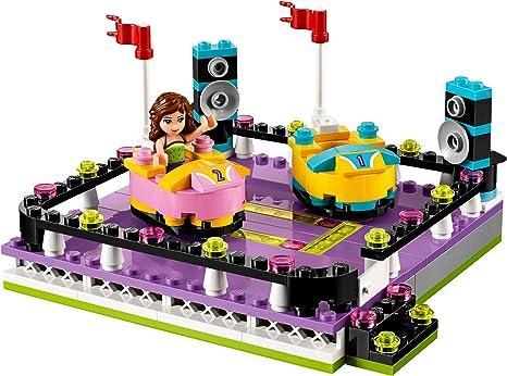 LEGO Friends Parque de Atracciones: Coches de Choque - Juegos de ...