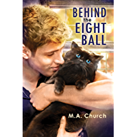 Behind the Eight Ball (Fur, Fangs, and Felines Book 2) (English Edition)