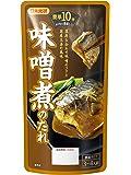 日本食研 味噌煮のたれ 110g×6個