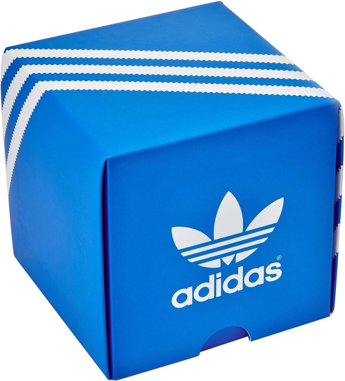 Montre Adidas Calgary Adh2910 Homme Bleu: : Montres