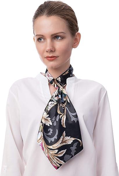 CAMELISETE – Pañuelo de corbata francesa | Diseño de nudo floral ...