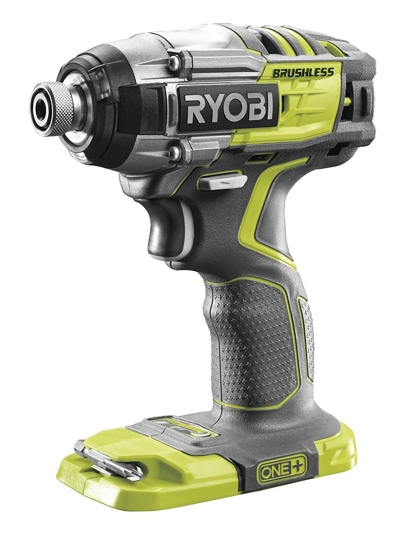 Ryobi R18IDBL-0 Brushless Akku-Schlagschrauber DeckDrive: Amazon.es ...