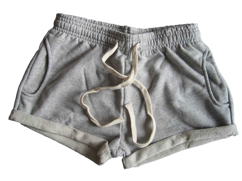 Vedem Women's Sexy Cotton Hot Pants Casual Sports Shorts Mini Pants