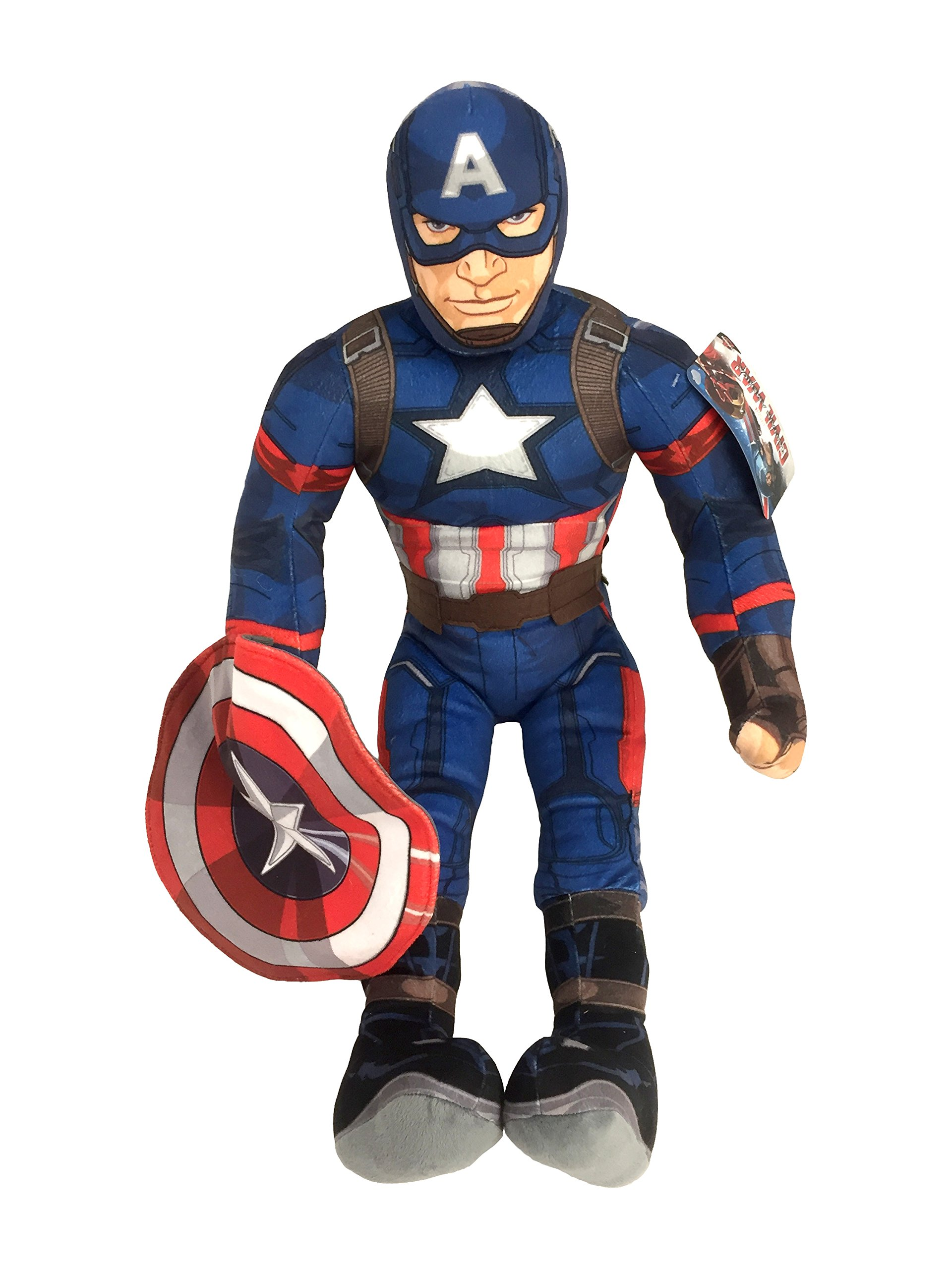 Marvel Captain America Civil War Pillow Buddy