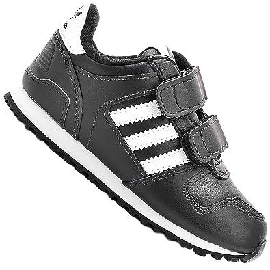 NEU adidas ZX 750 Schwarz Herren Sneaker B24856 Turnschuhe