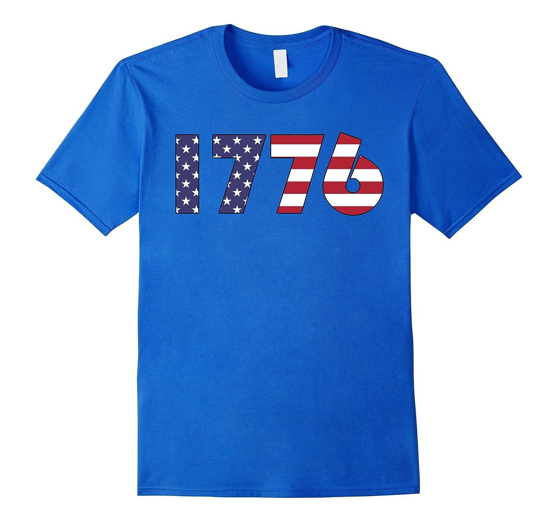 1776 America Flag T-Shirt-Vaci