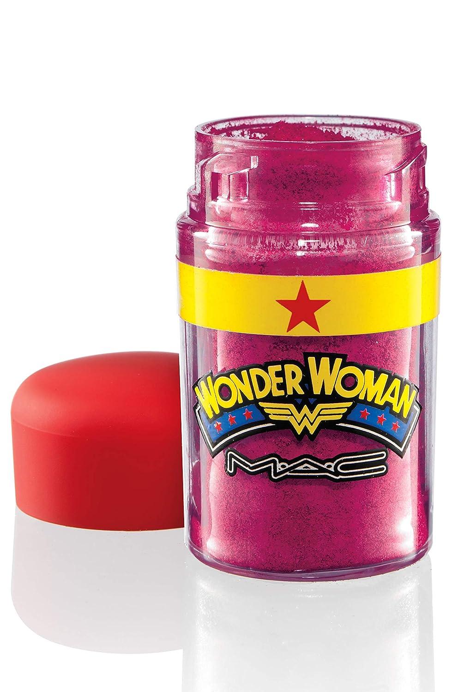 M.A.C Wonder Woman Bright Fuchsia Pigment – Full Size Eyeshadow Eye Color Limited Edition New in Box