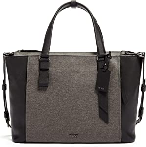 TUMI - Varek Park Laptop Tote - 12 Inch Computer Bag for Men and Women - Earl Grey