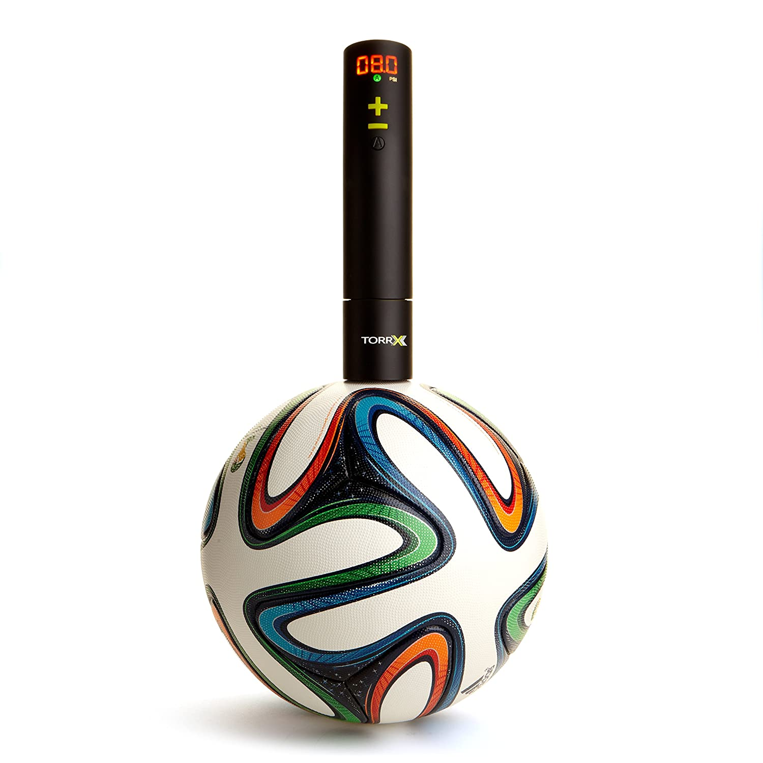 separation shoes 090df 75291 Amazon.com   TorrX Smart Ball Pump - Automatic, Electric, Hand held Pump to  inflate and Deflate Sports Balls (Soccer, Football, Volleyball, Basketball,  ...