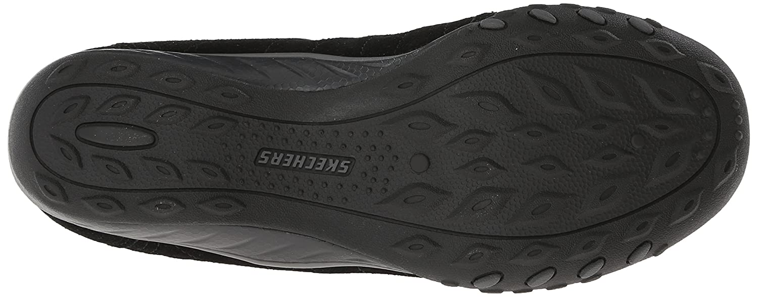 Skechers Damen Breathe-Easy Imagine Sneaker Schwarz Schwarz Sneaker (Blk) 73bc16
