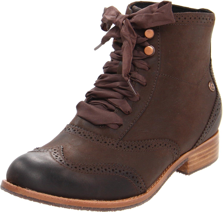 Sebago Women's Claremont Chukka Boot B007H5RQEY 6 B(M) US Mahogany