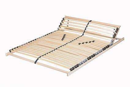 Doghe In Legno Per Letti : Somerset double bed telaio letto in legno di pino doghe larghe