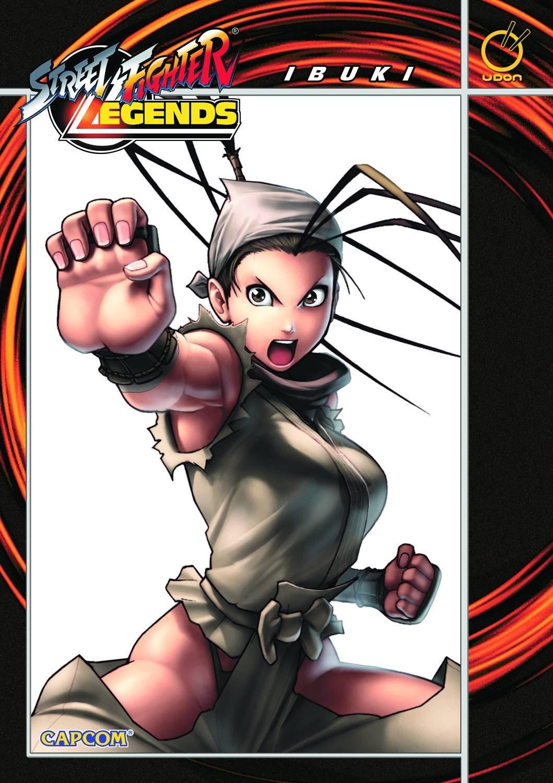 Download Street Fighter Legends: Ibuki PDF ePub fb2 ebook