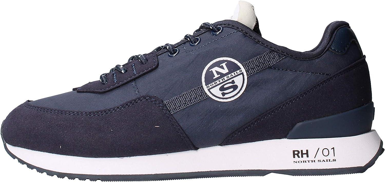 North-sails First Sneaker Blu da Uomo RH01-F-057