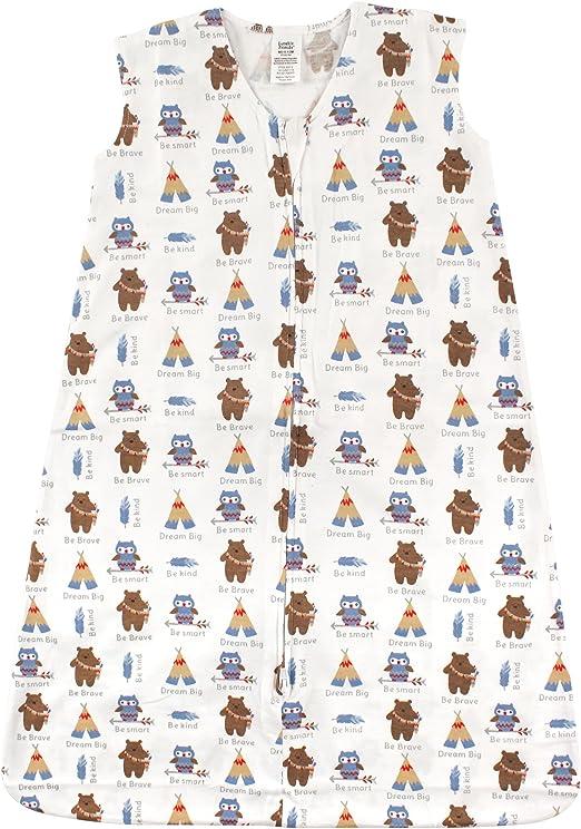Luvable Friends Unisex Baby Sleeveless Jersey Cotton Sleeping Bag// Sack// Blanket
