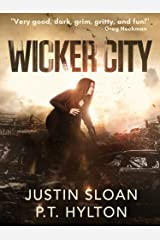 Wicker City: A SciFi Adventure Kindle Edition
