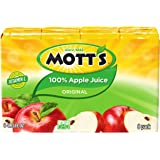 Mott's 100% Original Apple Juice, 6.75 fl oz boxes (Pack of 32)