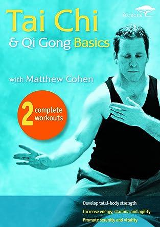 Tai Chi & Qi Gong Basics [DVD] [Reino Unido]: Amazon.es ...