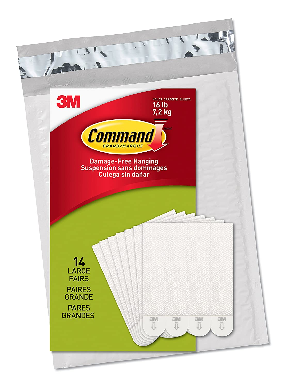 Command Picture Hanging Strips Review