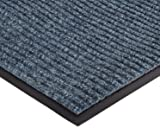 Carpeted Entrance Mat, Blue, 4ft. x